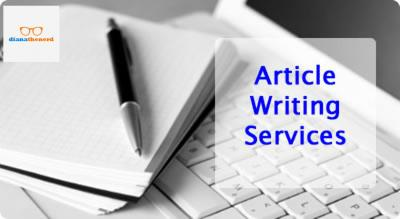 Get Top-Notch Quality Article Writing Service