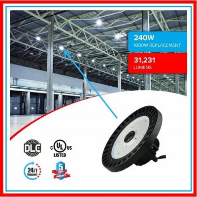 Industrial Grade High bay UFO led For SALE