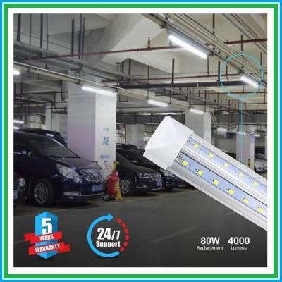 Brightest T8 8ft LED tube (V shape) - For Sale