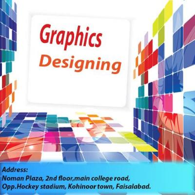 Graphics Designing institute in Faisalabad.