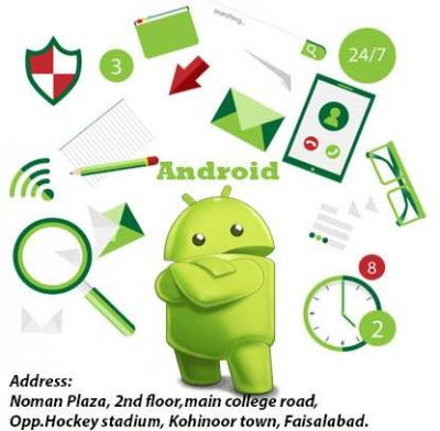 Android Development in Faisalabad