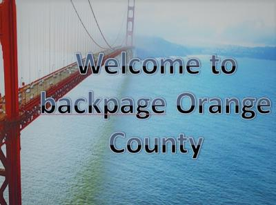 Backpage Orange County | Back page orange county