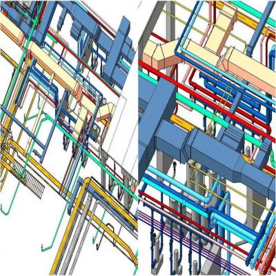 MEP Pre-Fabrication Services - Silicon Info