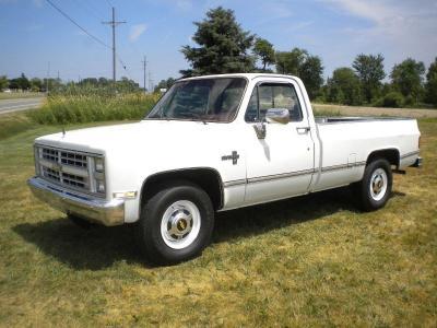 1985 Chevrolet Silverado 2500