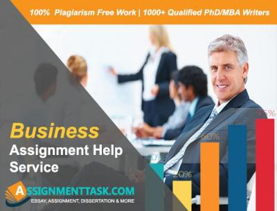 Complete Business Assignment Help Services
