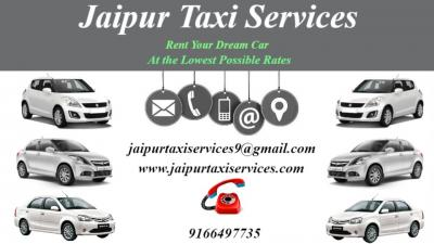 Taxi Hire For Jaipur, Jaipur Airport Taxi,