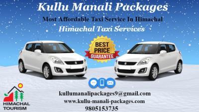 Kullu Manali Taxi, Taxi In Kullu Manali,