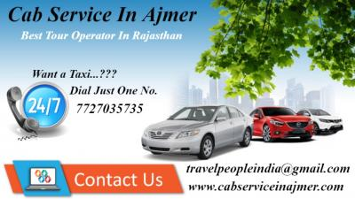 Cab Service In Ajmer, Cab Hire In Ajmer,