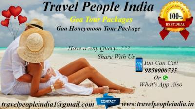 Goa Volvo Packages, Goa Honeymoon Packages