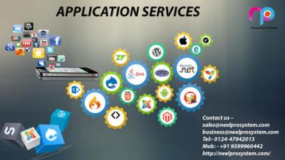 Professional Web Design with Neelpro System.