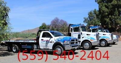 Towing Fresno CA