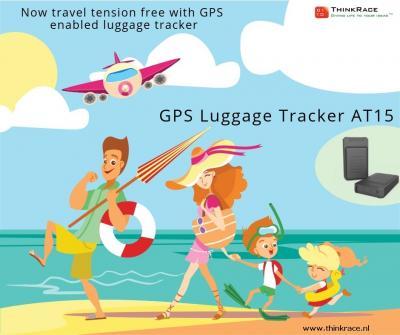 Best Wireless Luggage Tracker AT15- a key
