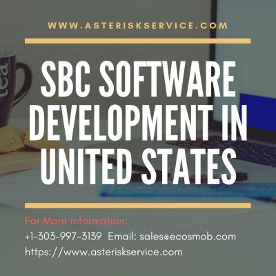 SBC Software Development in United States