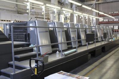 Used Heidelberg Printing Presses For Sale