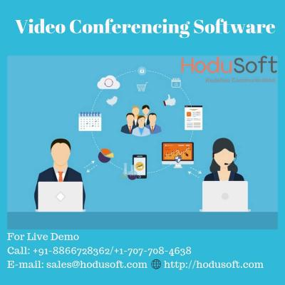 Web Conferencing Software in Texas City | Hodusoft