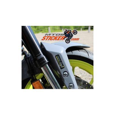 2X Yamaha MT-09 peel and stick factory racing (21)
