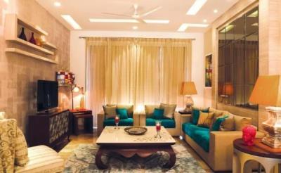 Ambience Creacions In Mullahera  Residential Apartment