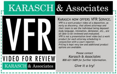 Litigation Support Services by Karasch & Associate