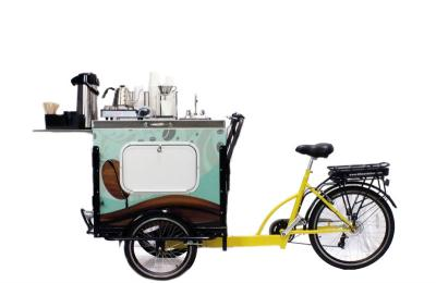 Coffee Bicycle at Bike and a Box
