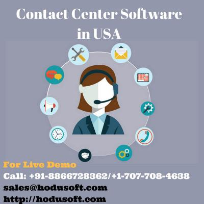 Contact Center Software Trends in USA | Hodusoft