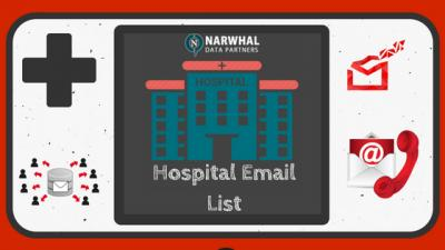 Buy best & customized Hospitals Email List