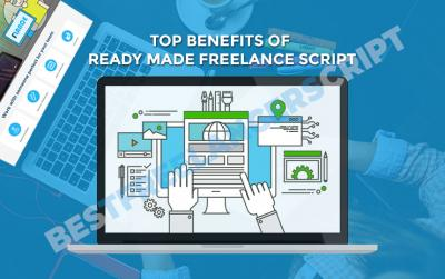 100% secure Ready made Freelance Software