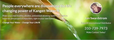 Discover the life-changing power of Kangen Water