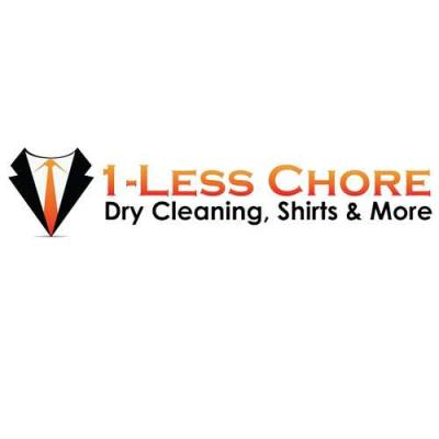 1LessChore- Laundry & Dry Cleaning Home Pickup