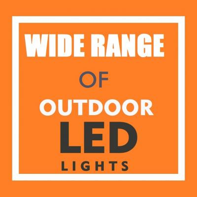 Long Lifespan LED Pole Lights In the Market -