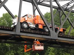 Rail Bridge Inspections, Railroad Bridge Inspectio