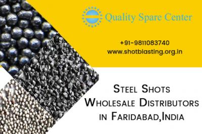 Steel Shots Wholesale Distributors in Faridabad