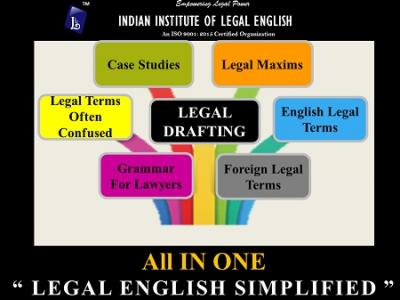 Join Legal English Course and Boost Your Legal Car