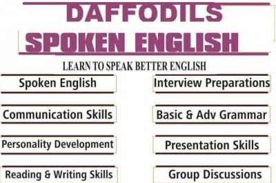 Learn to Speak Better English With Daffodil