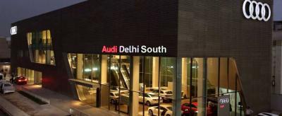 Authorized Audi Car Showroom in Delhi