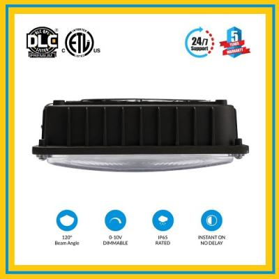 Highly Efficient LED Canopy Light (Dimmable)