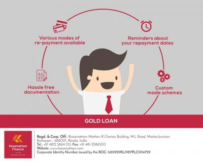 Loan Against Gold |Gold Loan -Kosamattam Finance