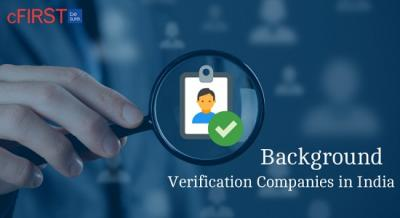 Background Verification Companies in India