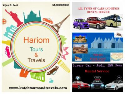 Tours packages and vehicle rental service at kutch
