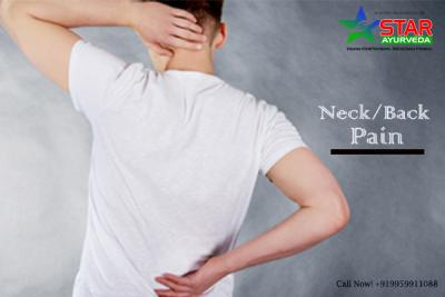 Ayurvedic Treatment for Neck And Back Pain, Home Remedies for Neck And Back Pain