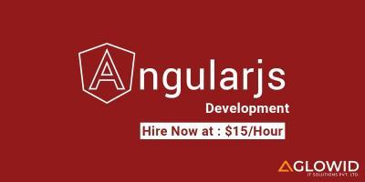 AngularJS Development Services at Flat$15 per Hour