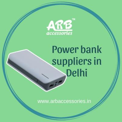 Power bank suppliers in Delhi