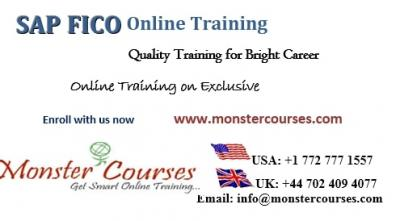 SAP FICO Online Training, FICO Online Training.