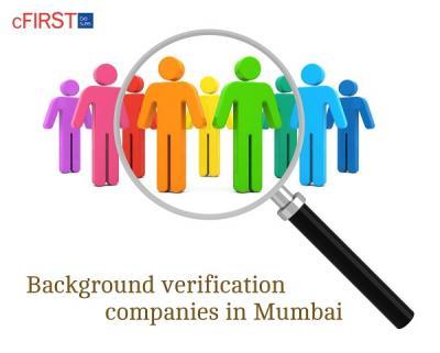 Background verification companies in Mumbai