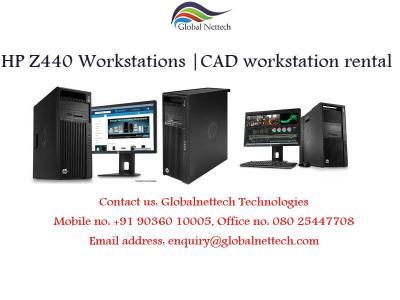 Buy online HP Z440 Workstations E5-1603 v3