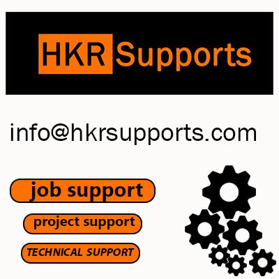 Job Support for All IT Technologies|HKR Supports