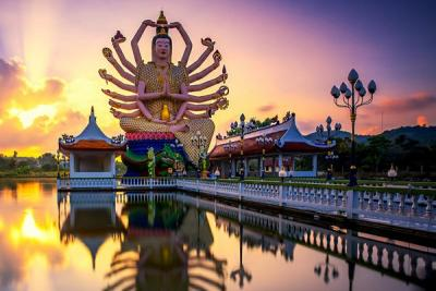 Book your Thailand tour package with Ghumindiaghum