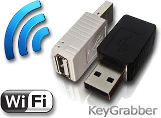 Hardware Keylogger - KeyGrabber Nano