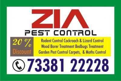 Bangalore ZiaPest Control Service | 20% Discount