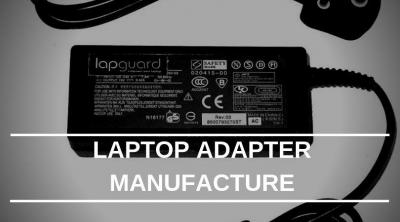 Laptop adapter manufacturer
