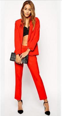 Custom Women's Suits | Adrian Park Custom Chicago